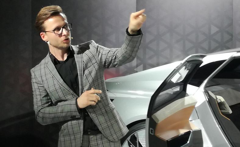 Bogusław Paruch, twórca Audi Aicon