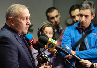Schetyna: zmienia się 'kukiełka'; rządzić będzie dalej Jarosław Kaczyński