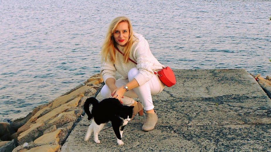 Polka Maria Zofia Christou o życiu na Cyprze