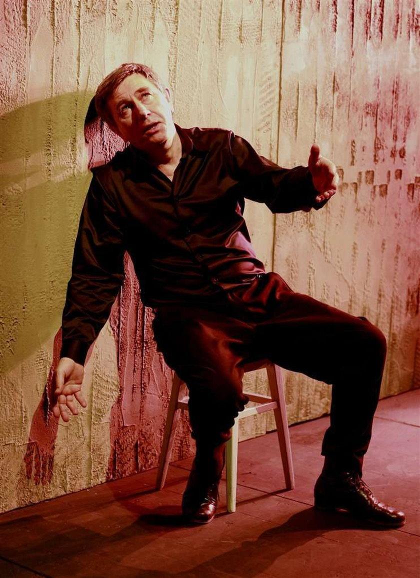 Znany aktor został psychoterapeutą...
