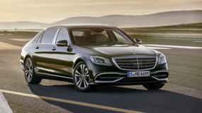 Odnowiony Mercedes-Benz klasa S. Zmiany nie są rewolucyjne, ale zmierzają w kierunku autonomicznej motoryzacji