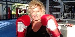 Ewa Kasprzyk w Tajlandii trenowała...