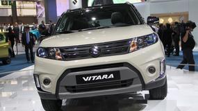 Suzuki Vitara - już wkrótce w salonach