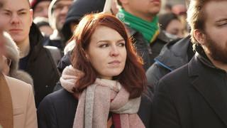 Rzeczniczka Nawalnego Kira Jarmysz skazana na 10 dni aresztu
