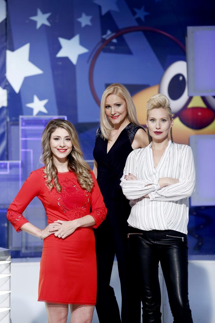 Kristina Radenković, Milica Gacin, Marija Veljković