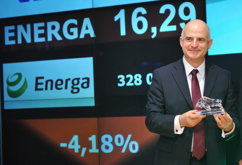 Mirosław Bieliński, Energa