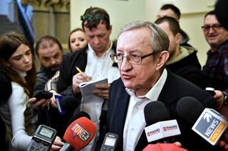 1,5 roku więzienia za korupcję dla b. senatora z PO Józefa Piniora