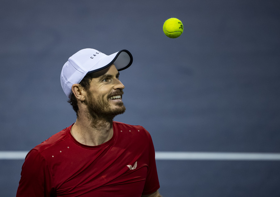 Andy Murray fot. TPN / Contributor/ GettyImages