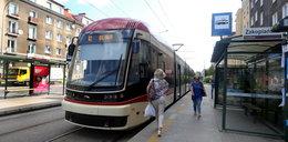 Tramwaje nie pojadąprzez centrum Gdańska