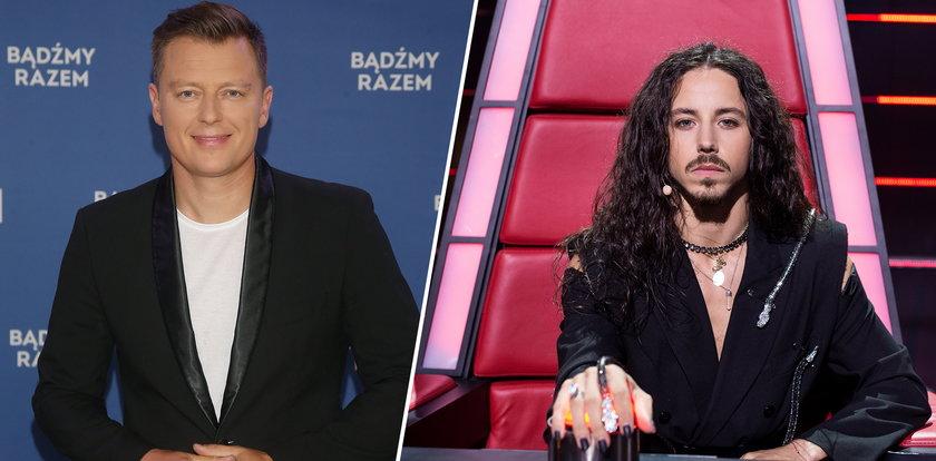 """Zmiany w """"The Voice of Poland"""". Brzozowski zastąpi Szpaka?!"""