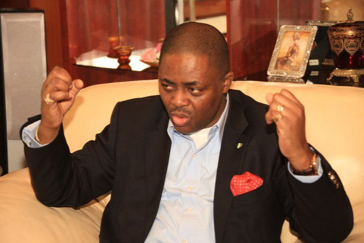 Femi Fani-Kayode was trained as a lawyer in the UK (Premium Times)