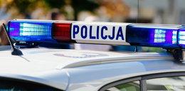 Strzał z pistoletu w gabinecie lekarskim w Poznaniu
