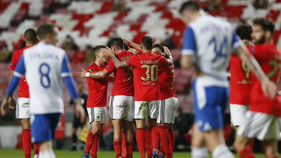 Europa League - Group D - Benfica v Lech Poznan