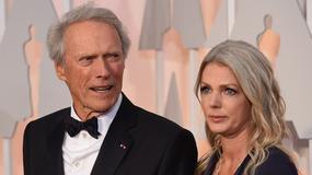 84-letni Clint Eastwood ma nową partnerkę. Przyszedł z nią na Oscary!