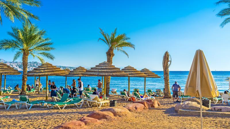 Eilat, Izrael