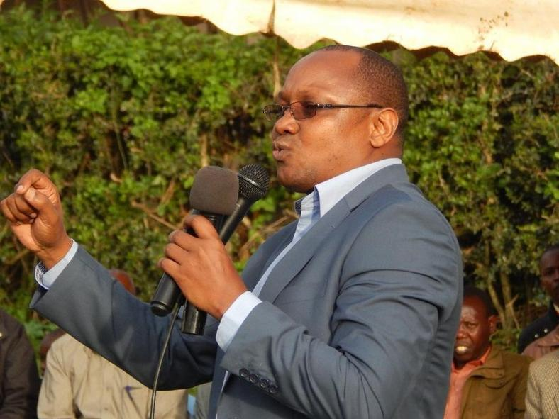 Matiang'i is being used to finish Ruto – Bomet Central MP Ronald Tonui says