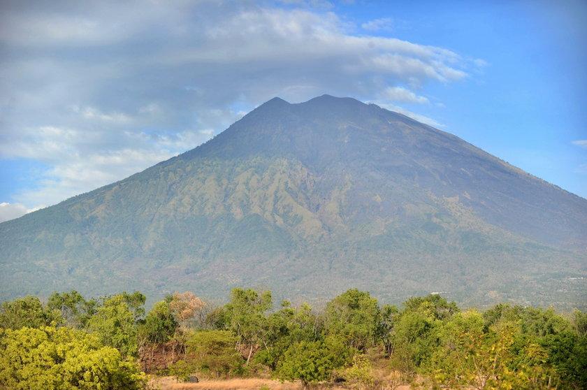 Góra Agung