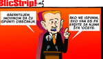 BLIC STRIP Crta i piše: Marko Somborac
