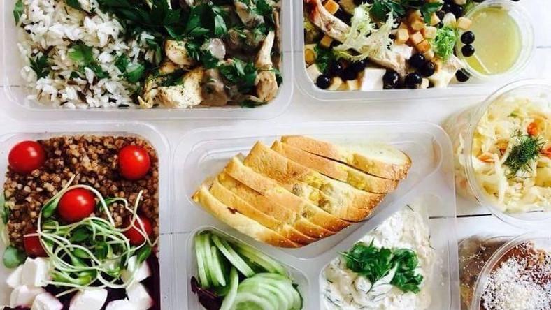 Dieta pudełkowa/ fot. Hanna Piasecka