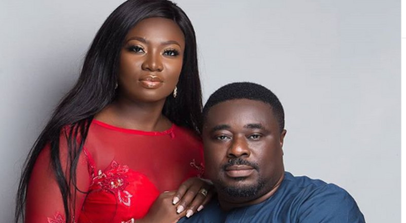 Stacy Amoateng and husband are serving us the best couple goals as they celebrate their 15th marriage anniversary