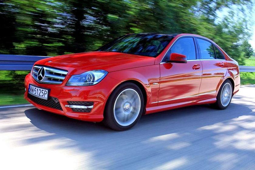 Czy Mercedes klasy C to prawdziwy Mercedes?