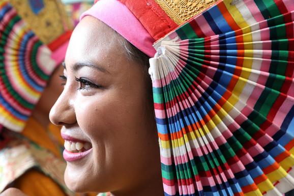 Deo tibetanske nošnje