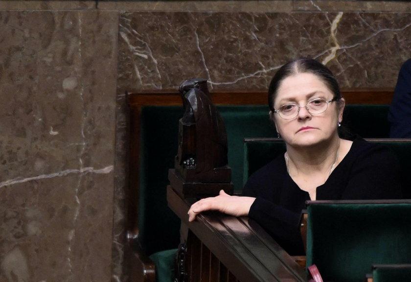 Pawłowicz pokazała swoje zdjęcie sprzed 50 lat