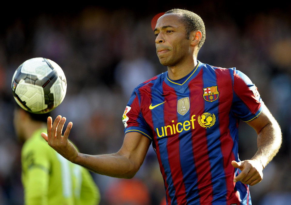 9. Thierry Henry (112)