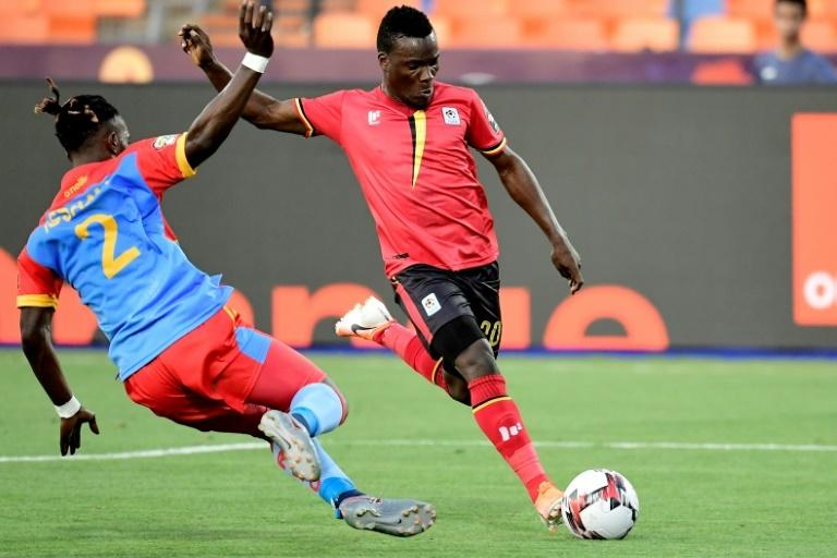The Congolese suffered a surprise loss to Uganda