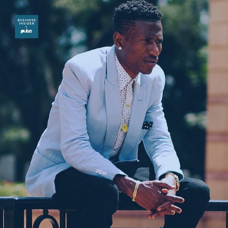 Henry Ohanga commonly referred to by his stage name Octopizzo.