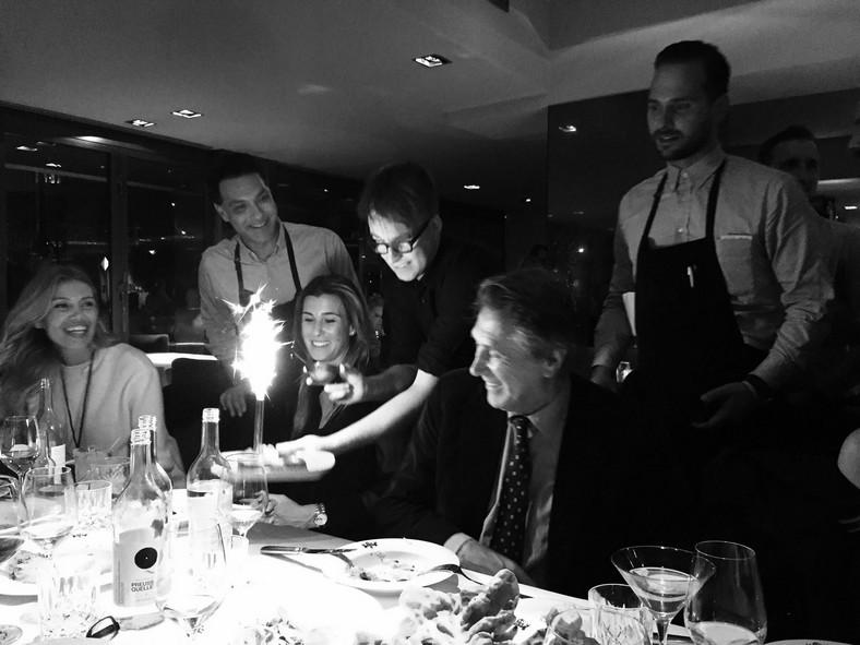 Happy Birthday dla Bryana Ferry'ego