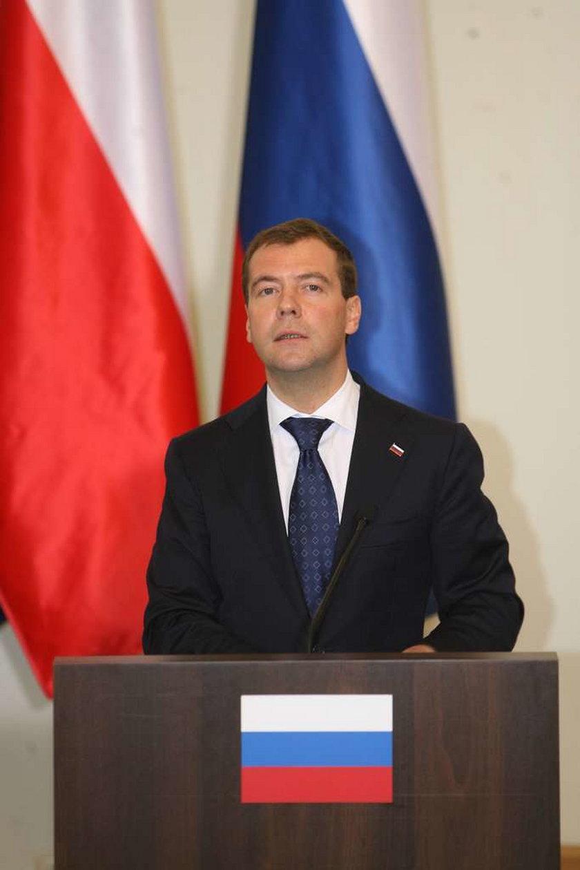 Dimitrij Miedwiediew