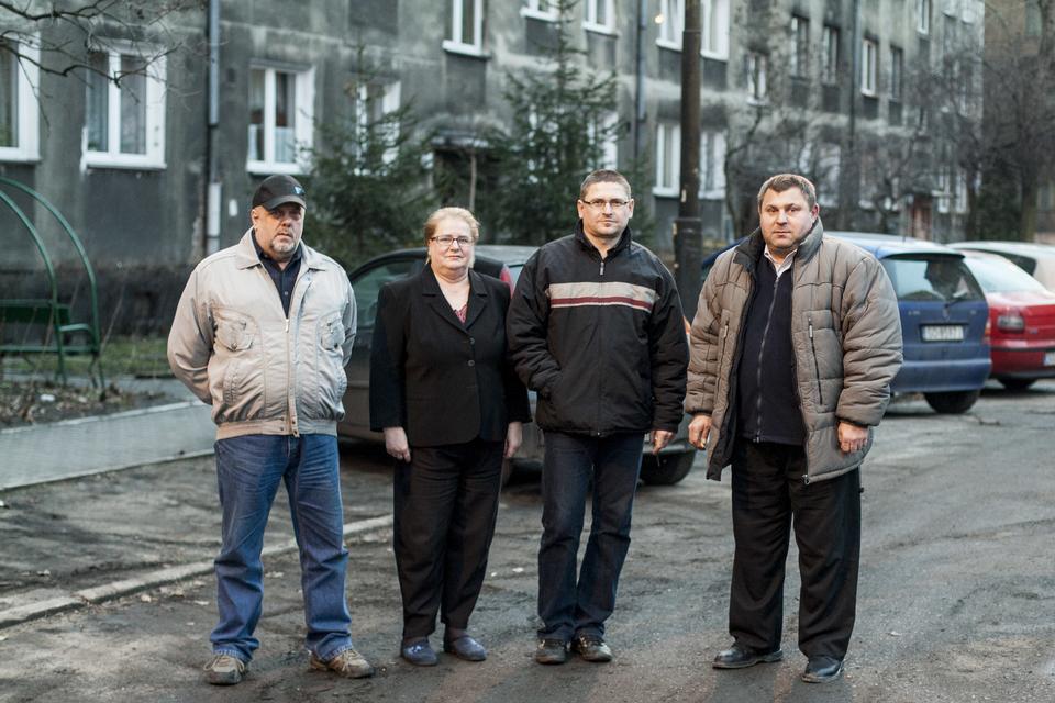 Zarzuty dla zarządu SM Sokolnia w Sosnowcu