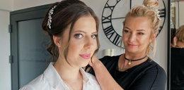 Ślubny makijaż i fryzura mają podkreślać urodę!