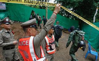 Finał akcji ratunkowej w Tajlandii. Wszyscy chłopcy oraz ich trener zostali przetransportowani do szpitala