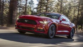 Kraj europejski, w którym Ford Mustang jest najpopularniejszy