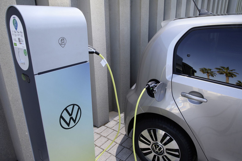 Volkswagen e-Up! - najmniejszy samochód elektryczny niemieckiej marki