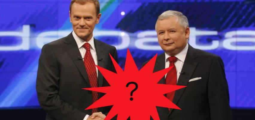 """Quiz z """"wiedzy codziennej"""". Wiesz, ile lat dzieli Kaczyńskiego i Tuska?"""