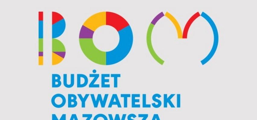 Ruszyło głosowanie w budżecie obywatelskim Mazowsza!