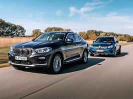 BMW X4 xDrive 20d kontra Mercedes GLC 250 d 4Matic Coupe - który model będzie rozsądnym wyborem?