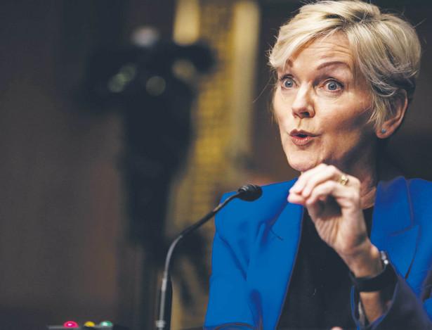 Jennifer Granholm, sekretarz energii USA