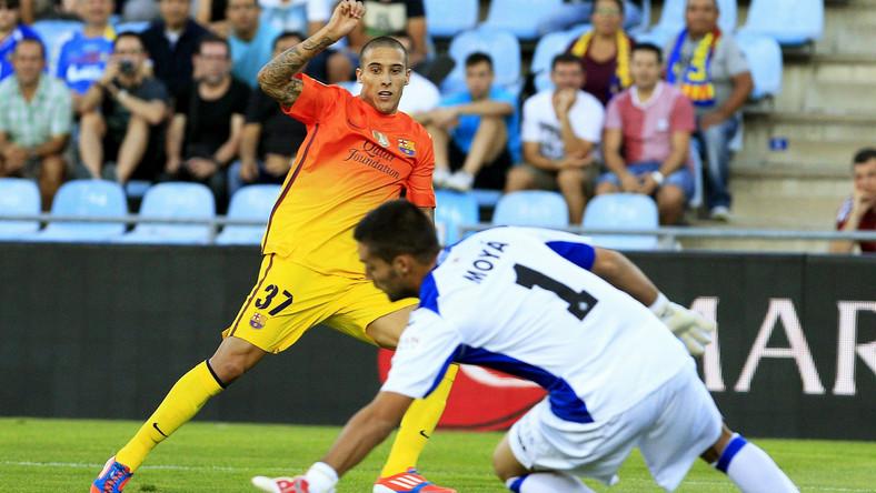 Cristian Tello i Miguel Angel Moya