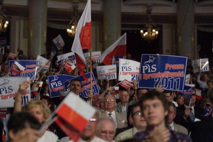 Kaczyński ostro o Tusku