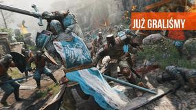 For Honor - już graliśmy. Jak wypada wyczekiwana gra Ubisoftu?