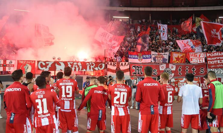 FK Crvena zvezda, FK Mačvan