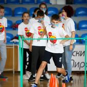 BUDUĆI ŠAMPIONI UŽIVALI U SPORTU Održan poslednji Olimpijski čas u 2020. godini, najmlađi stanovnici Pirota UČILI KROZ IGRU
