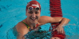 ME w pływaniu. Srebrny medal i rekord Polski na 50 m kraulem!