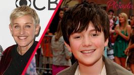 """Greyson Chance jest gejem! """"Przez lata zbierałem się do coming outu"""". Wsparła do Ellen DeGeneres"""
