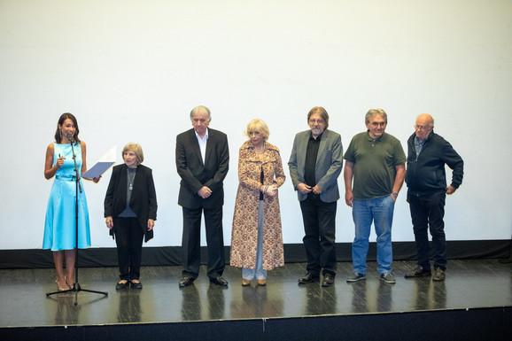 Deo ekipe filma Balkanski špijun