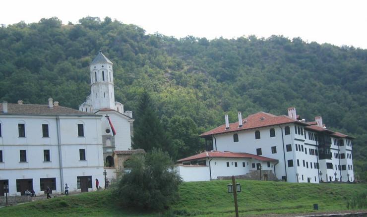 Manastir Prohor Pčinjski Foto RAS Srbija V. Pešić